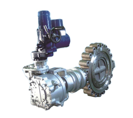 BIDIRECTIONAL TRIPLE OFFSET BUTTERFLY VALVE
