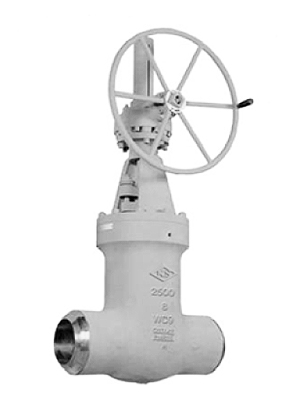 API 600 CAST GATE VALVE